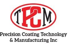 Precision Coating company logo