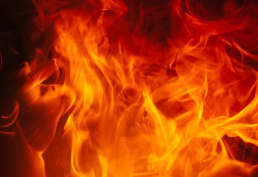 fire resembling heat
